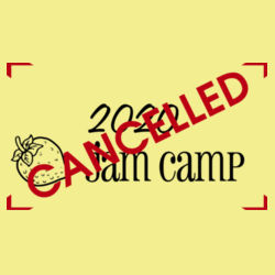 Softstyle T-Shirt - Jam Camp Cancelled Design